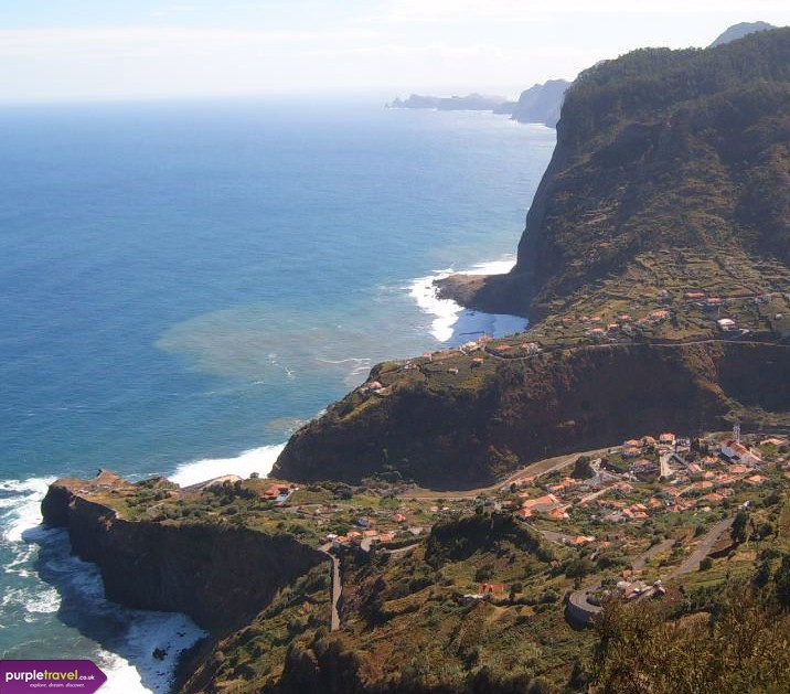 Cheap 2014 holidays santana madeira purple travel for Cheap vacations in october