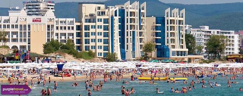 Cheap Holidays To Sunny Beach