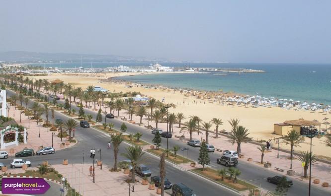 Cheap Holidays Hammamet Yasmine Tunisia Purple Travel