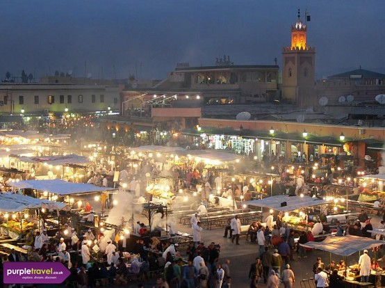 Flights And Holidays From Manchester To Morocco