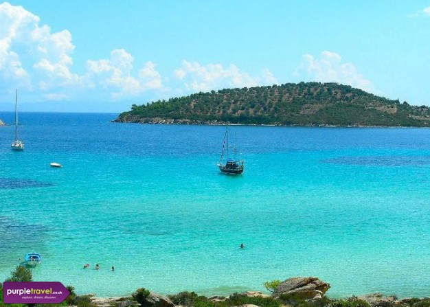 Chalkidiki Cheap holidays with PurpleTravel
