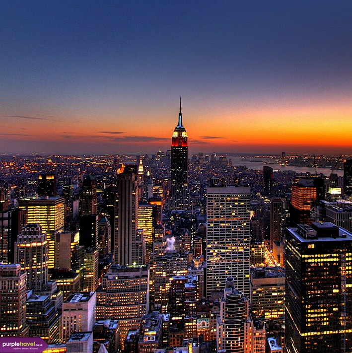 Cheap New York Holidays from Purple Travel Holiday Packages