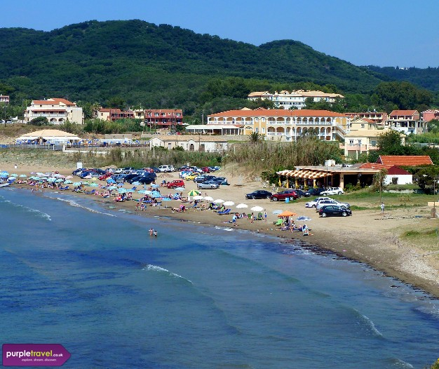Agios Stefanos Corfu Cheap holidays with PurpleTravel