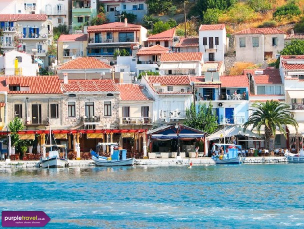 how to travel to greece for cheap