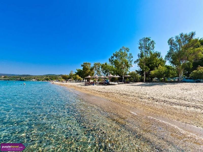Cheap Holidays Neos Marmaras Greece Purple Travel