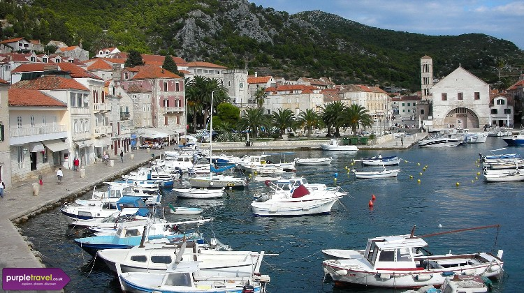 Cheap holidays to hvar 2014 with purple travel holiday for Cheap vacations in october