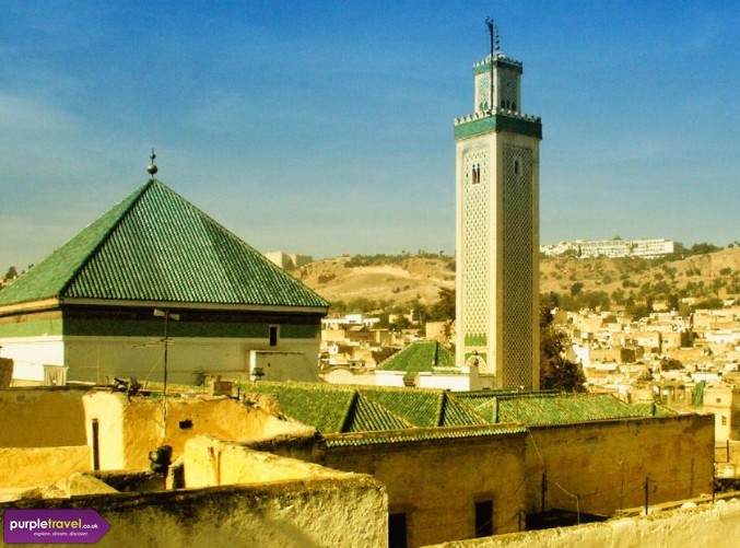 Fez Cheap holidays with PurpleTravel