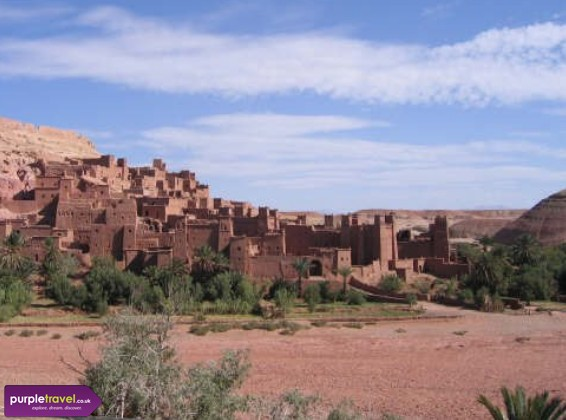 Ouarzazate Cheap holidays with PurpleTravel