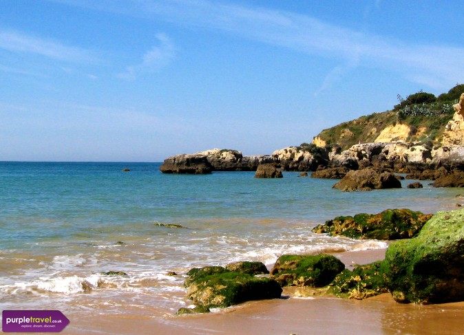 Praia Da Oura Cheap holidays with PurpleTravel