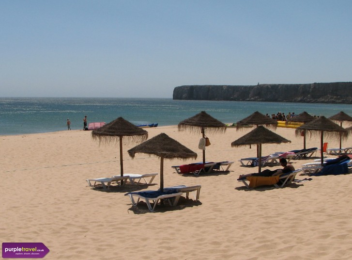 Sagres Cheap holidays with PurpleTravel