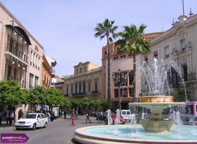 Jerez De La Frontera Cheap holidays with PurpleTravel