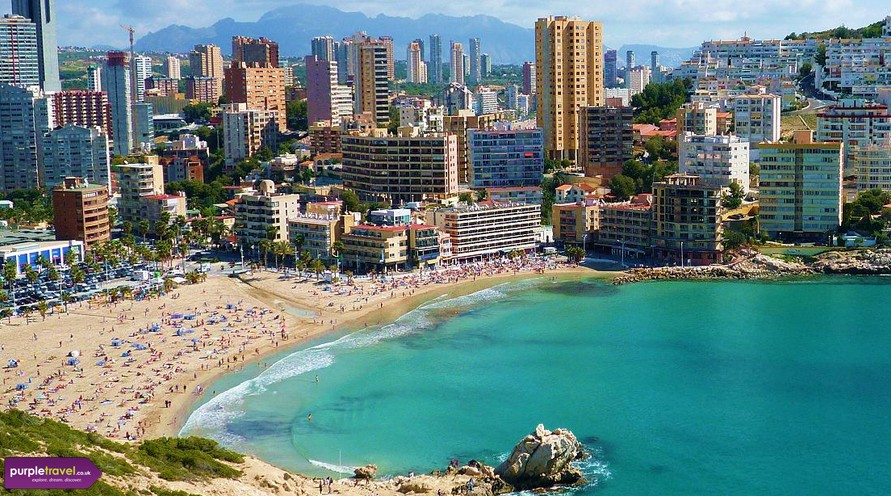 Alicante Cheap holidays with PurpleTravel