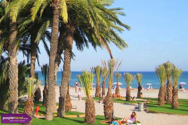Santa Pola Cheap holidays with PurpleTravel