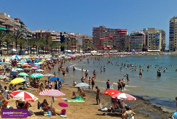 Cheap Holidays To Torrevieja With Purpletravel Co Uk