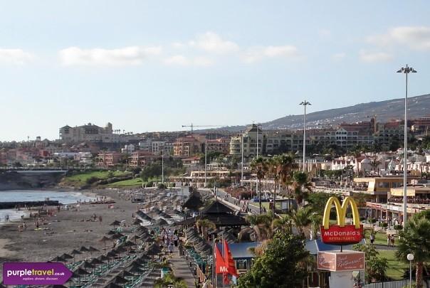 Playa Fanabe Cheap holidays with PurpleTravel