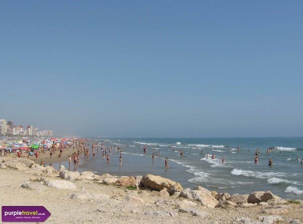 Playa De Gandia Cheap holidays with PurpleTravel