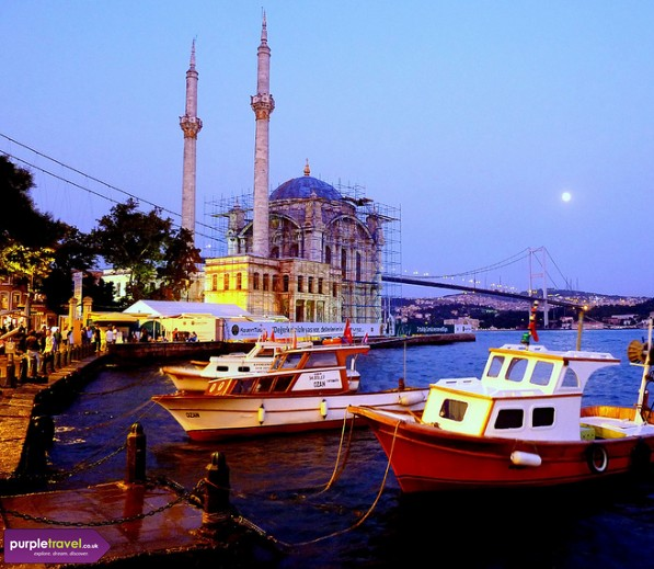 Istanbul Cheap holidays with PurpleTravel