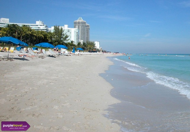 Miami Cheap holidays with PurpleTravel