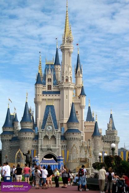 Cheap Holidays Walt Disney World Resort Usa Purple Travel
