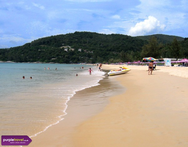 Karon Beach Cheap holidays with PurpleTravel