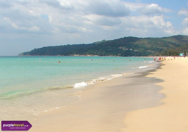 Patong Beach Cheap holidays with PurpleTravel
