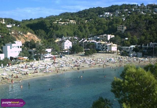Cala Vadella Cheap holidays with PurpleTravel