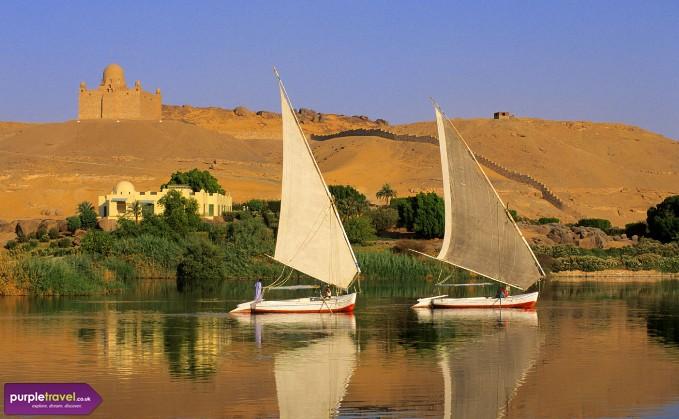Cheap Holidays Nile Cruise Egypt Purple Travel