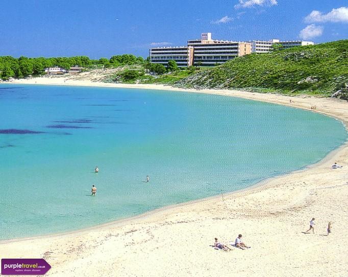Cheap Holidays Arenal D En Castell Menorca Purple