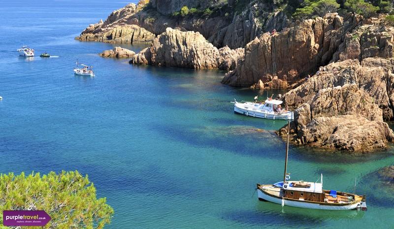 Cala santandria cheap holidays from Purpletravel