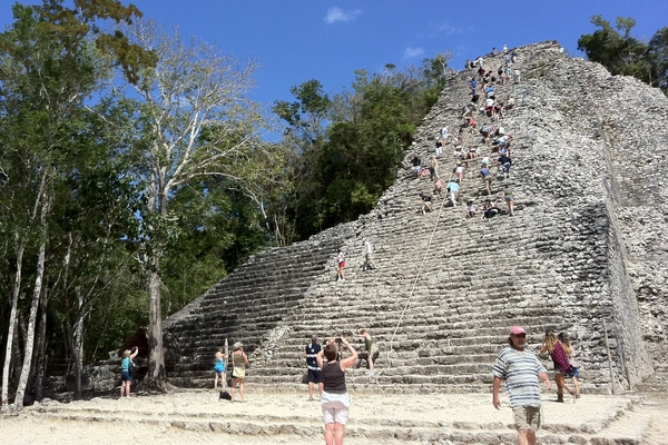 Cheap Holidays Coba Mexico Purple Travel Holiday Packages