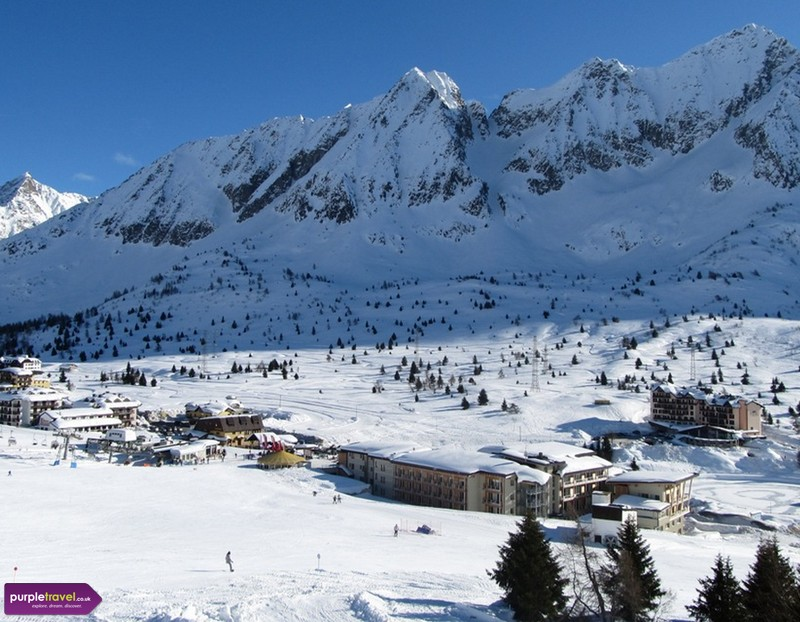 Passo Tonale cheap holidays from PurpleTravel