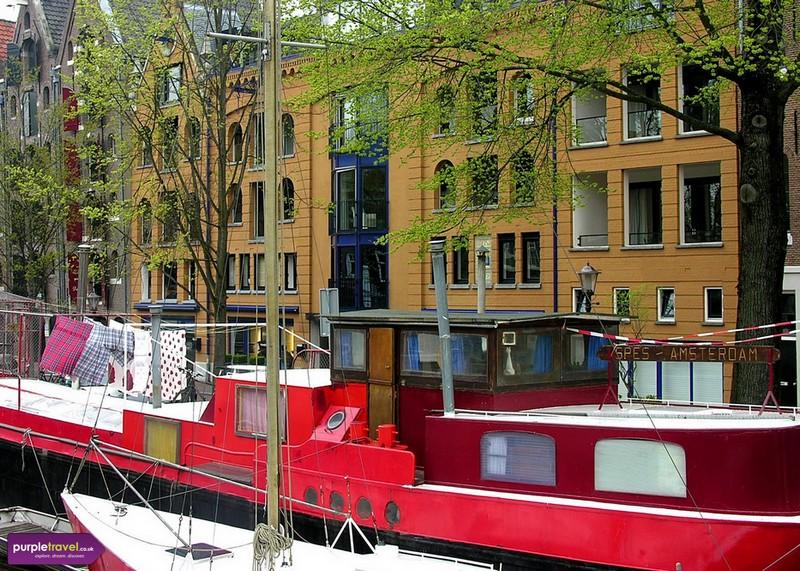 Cheap Amsterdam Holidays from PurpleTravel