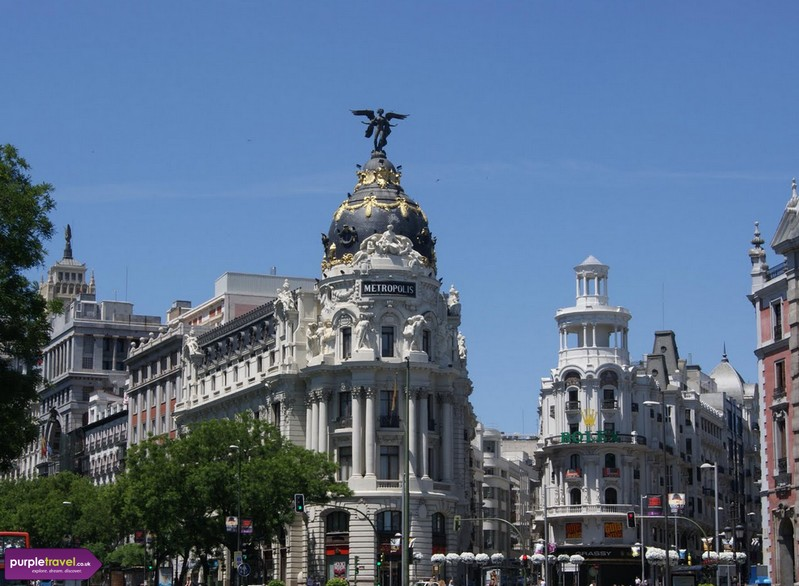 Cheap Holidays in Madrid | Spain | Purple Travel