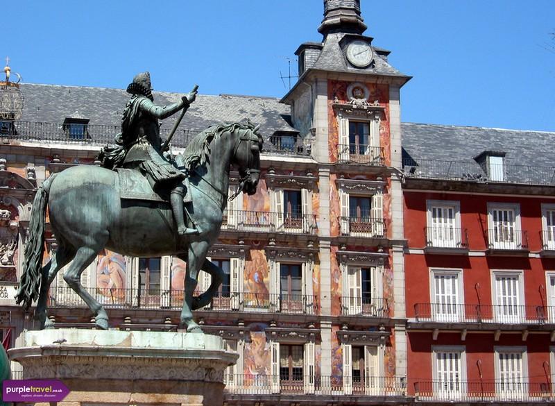 Madrid cheap holidays from PurpleTravel
