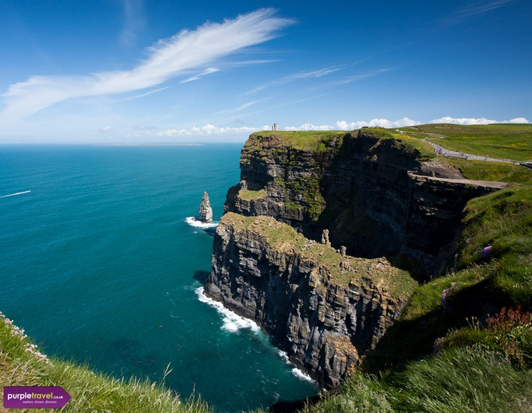Ireland Cheap holidays with PurpleTravel