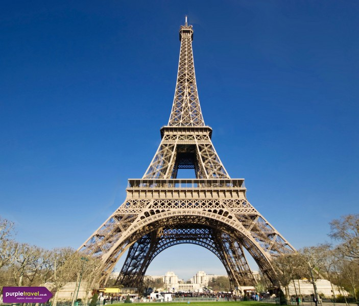 Paris Cheap Holidays with PurpleTravel