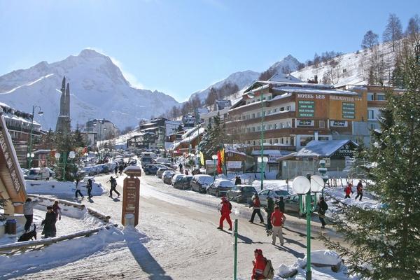 Cheap Holidays Les Deux Alpes Purple Travel Holiday Packages