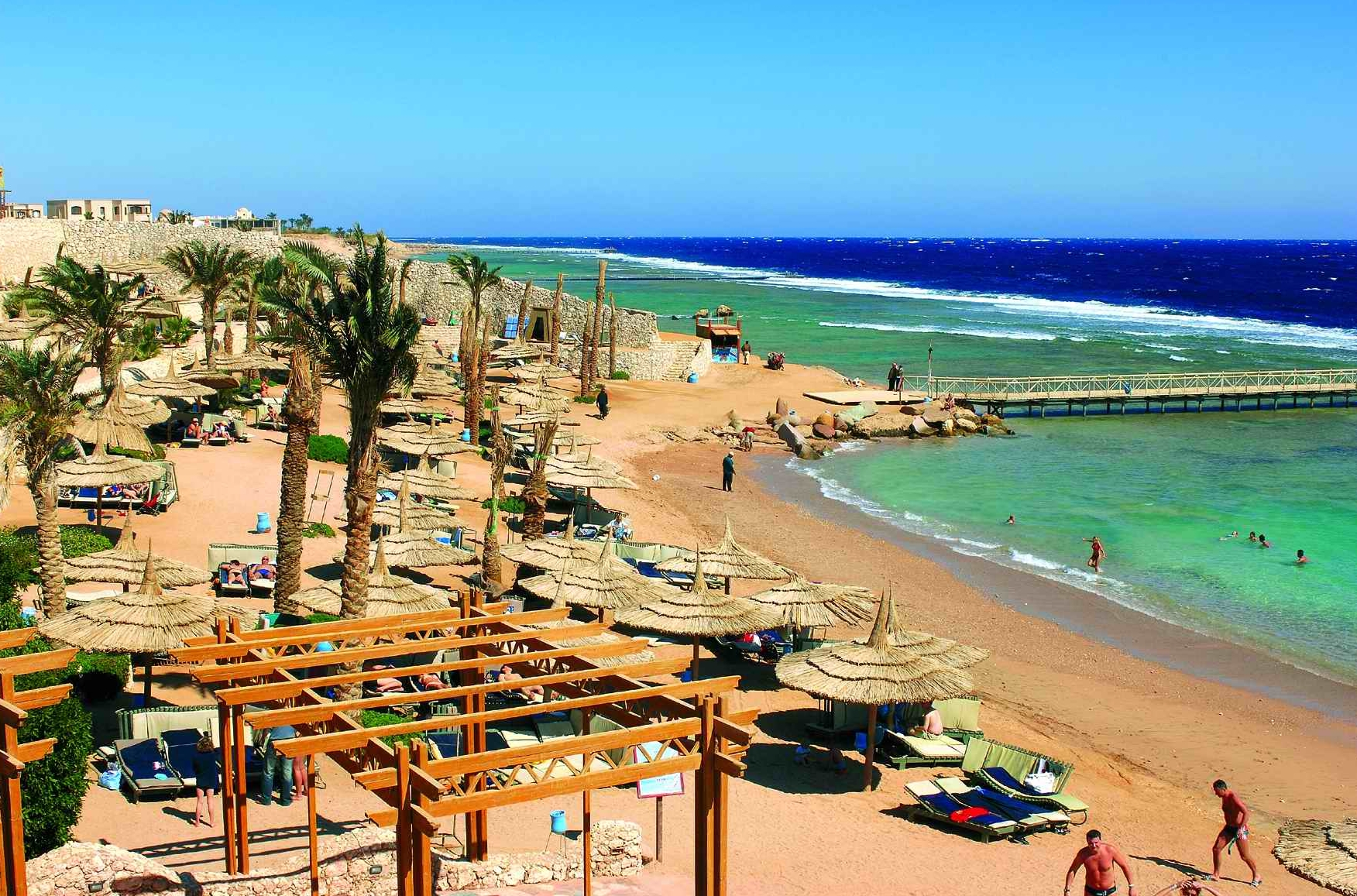 Hauza Beach Resort Hotel Egypt