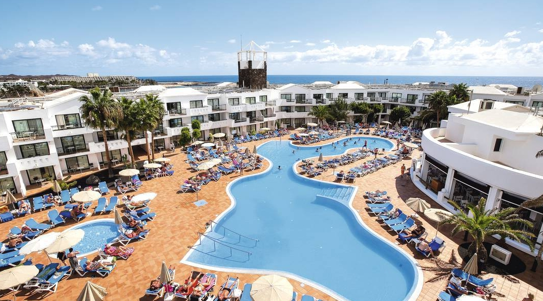 Luabay Hotel Costa Teguise