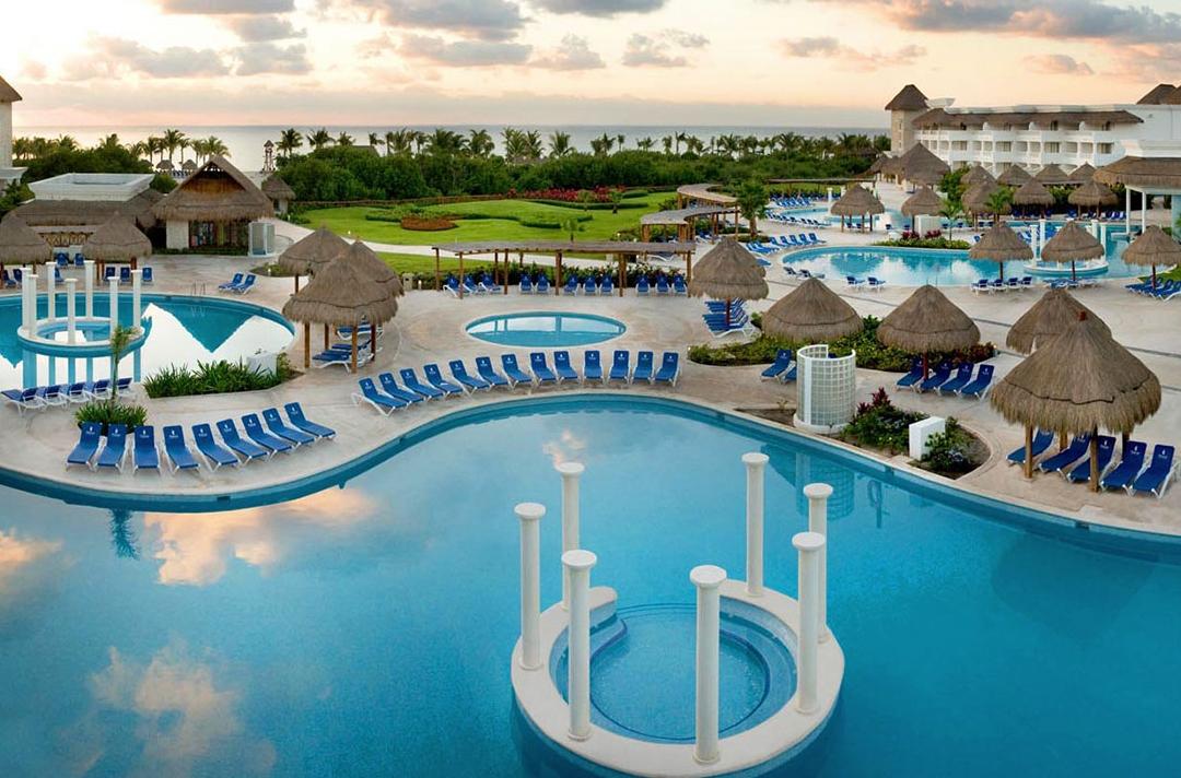 Grand Hotel Playa Del Carmen Mexico