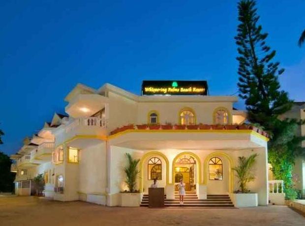 Whispering Palms Resort Candolim photo