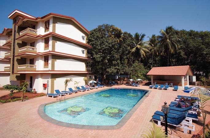 Highland Beach Resort Hotel Candolim Goa