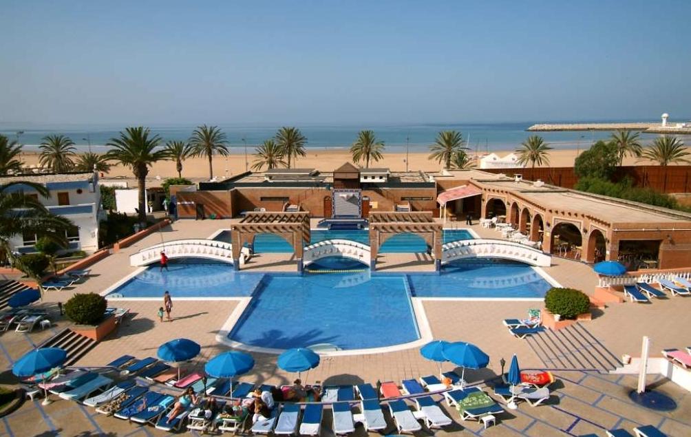 Agadir Beach Club Hotel Website