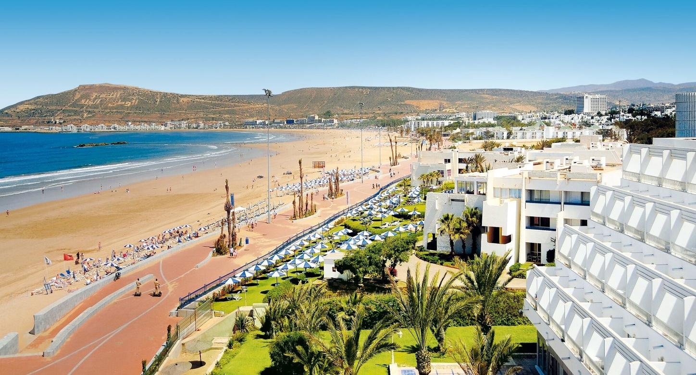 Amadil Beach Hotel Agadir Booking