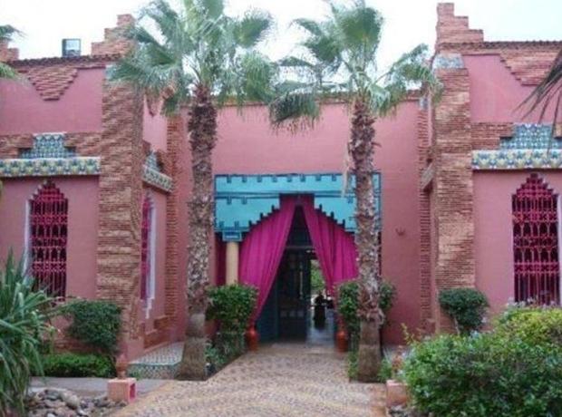 Hotel Kenzi Oasis Marrakech
