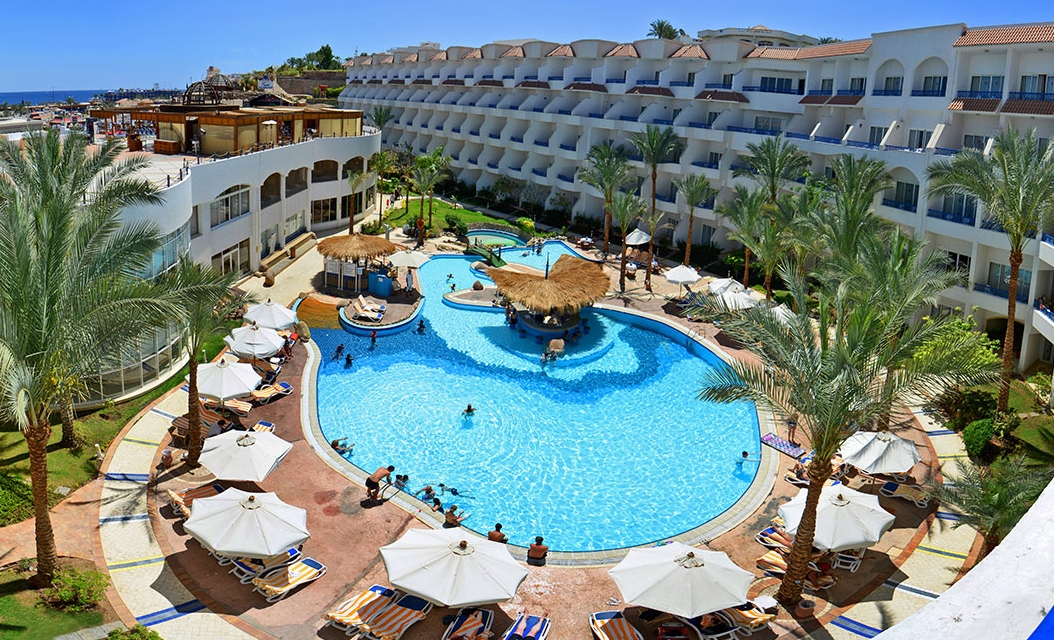 Tropitel naama bay hotel sharm el sheikh purple travel - Uk hotels with outdoor swimming pools ...