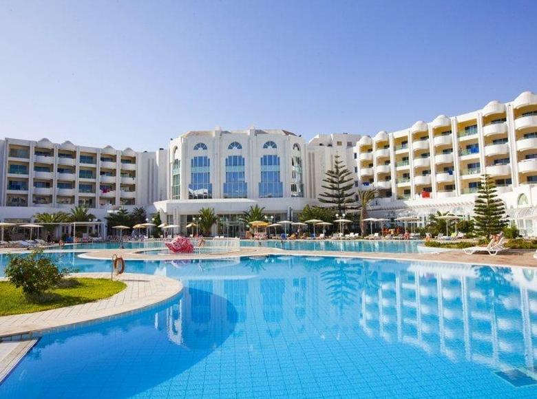 El mouradi el menzah hotel hammamet purple travel for Mouradi hammamet 5 chambre