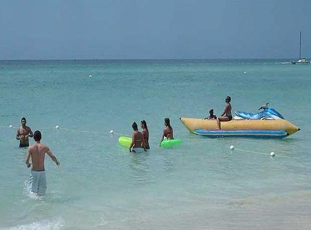 Fun Holiday Beach Hotel Negril Jamaica