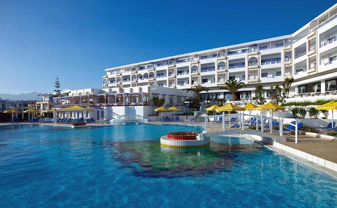Mitsis Hotel Serita Beach
