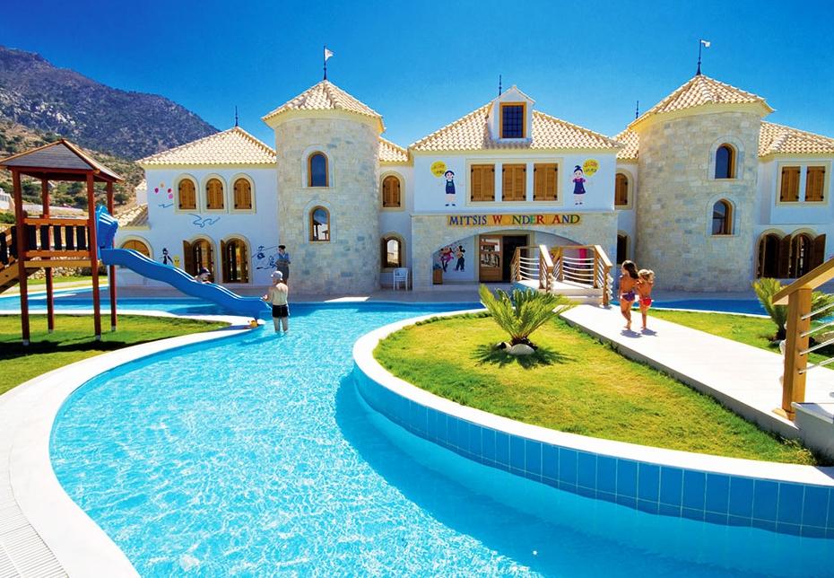 Mitsis Family Beach Resort Kos